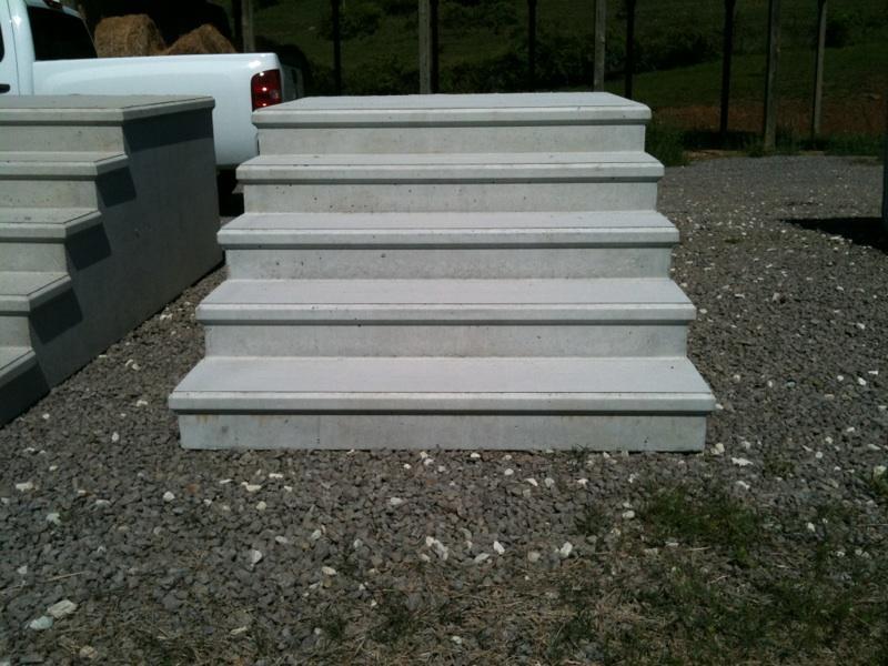 concrete steps - DriverLayer Search Engine